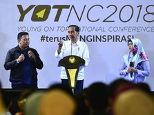 Jokowi: Anak Muda Jangan Takut Tantangan!