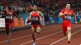 Zohri Lolos Olimpiade: Semua Berkat Doa Masyarakat Indonesia