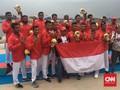 Raih Perak Asian Games, Tim Perahu Naga Indonesia Minta Maaf