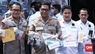Polisi Tangkap Aktor Stand Up Comedy terkait Sabu