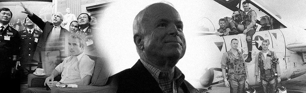 Akhir Perjalanan John McCain