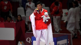 Rifki Ardiansyah, Prajurit TNI Peraih Emas Asian Games 2018