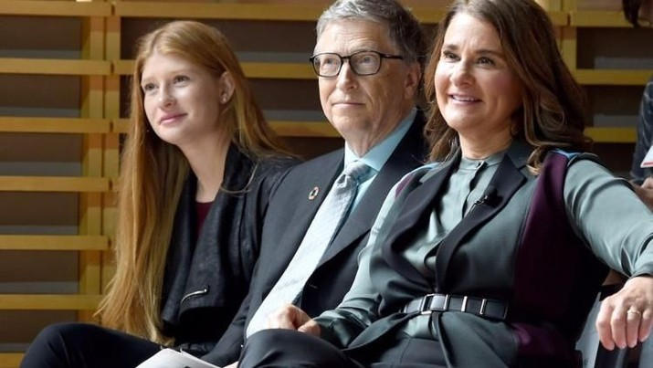 jennifer gates anak bill gates
