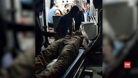Gempa 6,3 Magnitudo Guncang Iran, 200 Orang Terluka