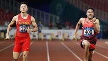 Lalu Zohri Raih Perak di Kejuaraan Atletik Asia 2019
