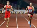 Lalu Zohri ke Final 100 Meter Asian Games 2018