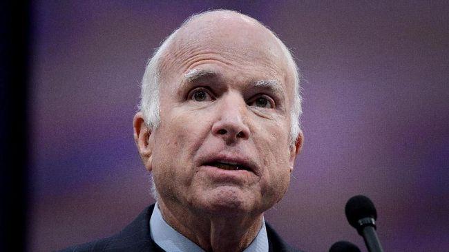 McCain dan Trump, Permusuhan Hingga Akhir Hayat