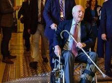 Senator Senior AS John McCain Wafat di Usia 81 Tahun