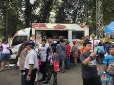 Dagang Kuliner di Asian Games, Bisa Raup Rp 8 Juta Sehari