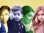 5 Cucu Pemimpin Dunia yang Fenomenal