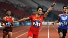 Lalu Zohri Gagal Raih Medali 100 Meter Asian Games 2018