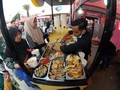 Pesona Durian dan Baso Ganteng di Festival Kanikan Lampung