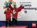 Air Mata Bahagia Ibu di Balik Kilau Emas Asian Games 2018