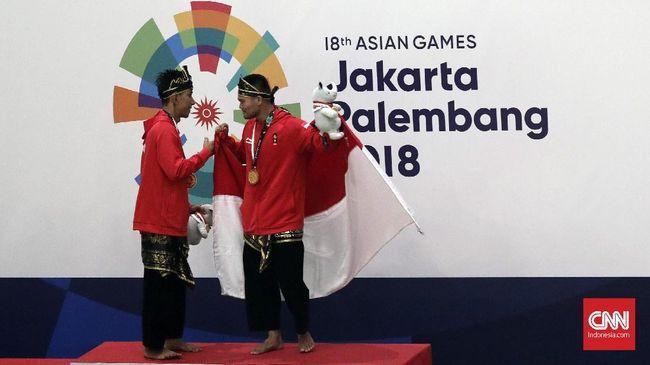 Yola dan Hendy Raih Emas Asian Games Berkat Jurus Baru