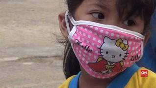 VIDEO: Hari Pertama Sekolah Setelah Kabut Asap Pontianak
