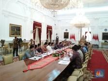 Rupiah Anjlok, Ini 3 Keluhan 'Konglomerat Junior' ke Jokowi