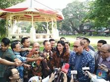 Jokowi-Konglomerat Junior: Makan Siang Enak dan Bicara Bisnis