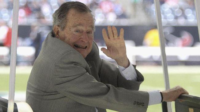 George HW Bush Meninggal Dunia