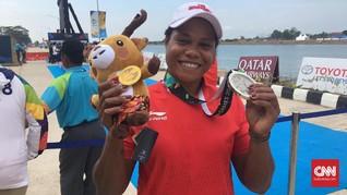 Since Lithhasova, Spesialis Perak Asian Games dari Papua