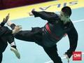 Abdul Malik Menang, Indonesia Rebut Emas ke-20 di Asian Games