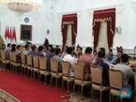 Istana Bantah Rapat Jokowi & Konglomerat Junior Bahas Pilpres