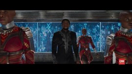 VIDEO: 'Black Panther' Incar Film Terbaik Oscar 2019