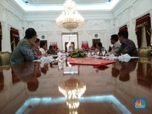 Istana Optimistis Defisit Neraca Dagang Pasti Berlalu