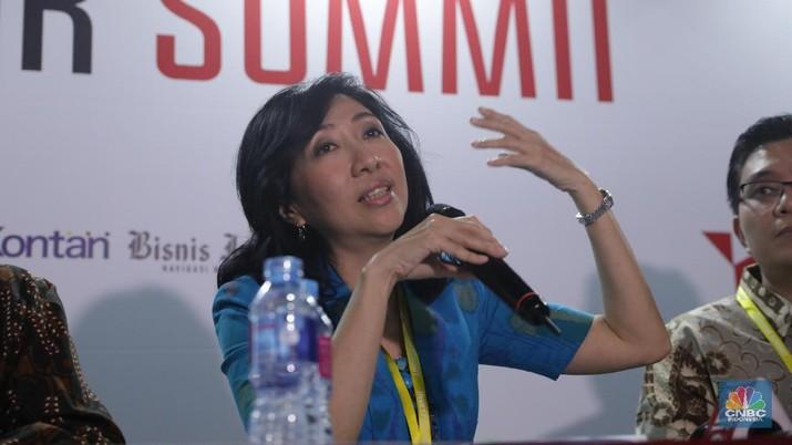 investor summit Emiten BCa Vera Eve Lim
