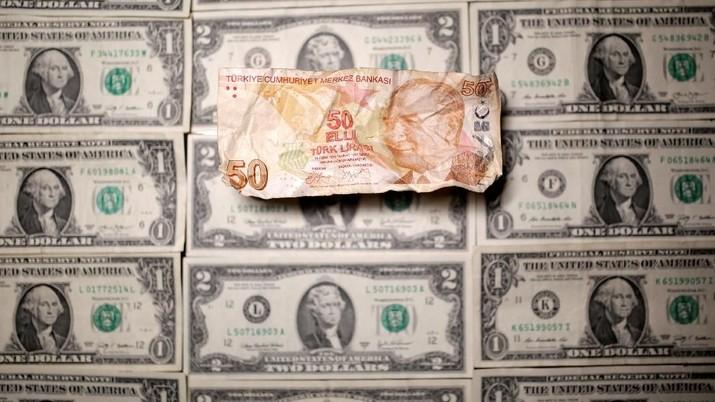 Demi Topang Lira, Turki Naikkan Pajak Deposito Valas