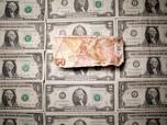 Ikuti China, Erdogan Suarakan Turki 'Buang Dolar'