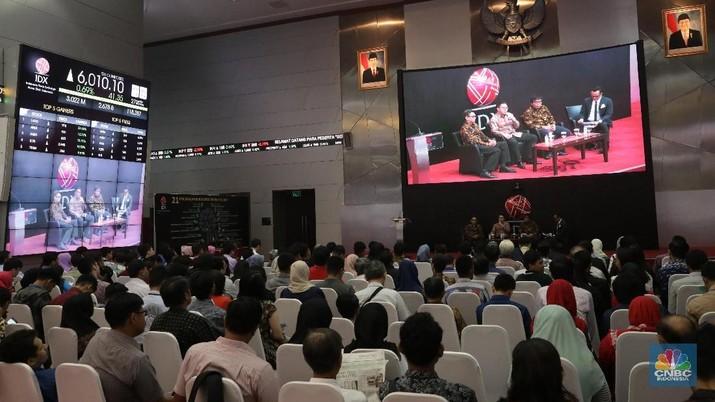 Belajar Mencari Cuan di Investor Summit 2018