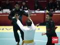 Kalah dari Pesilat Indonesia, Atlet Malaysia Mengamuk