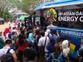 VIDEO: Penonton Asian Games Keluhkan Transportasi Jakabaring