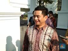 Putra Mahkota Grup Djarum Bicara Hal Ini Usai Bertemu Jokowi