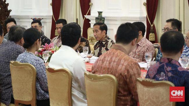Jokowi Perintahkan Sertifikasi Pekerja Konstruksi Dikebut