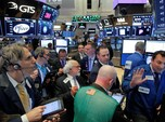 The Fed Kalem, Wall Street Mantap Cetak Reli