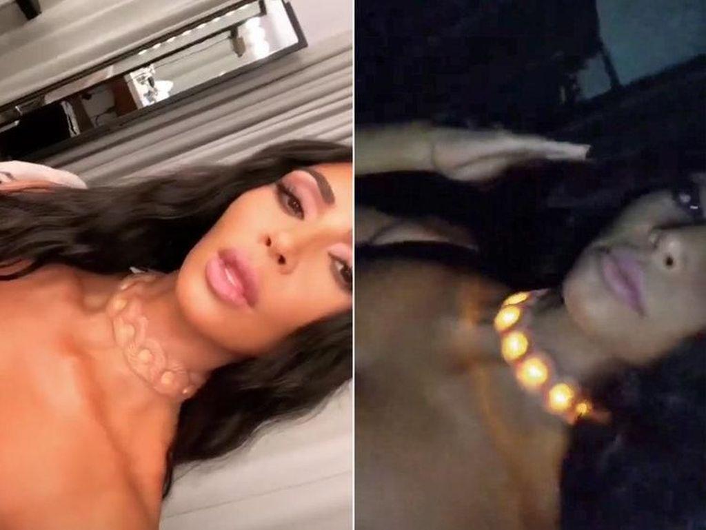 Dipakai Kim Kardashian, Ini 5 Aksesori Unik yang Menyatu dengan Kulit