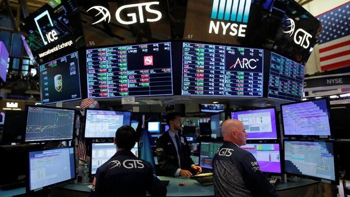 Dibayangi Krisis Mata Uang di Turki, Wall Street Bisa Naik