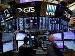 Abaikan Data Inflasi yang Landai, Wall Street Dibuka Melemah