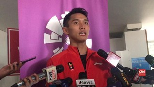 VIDEO: Tantangan Terberat Jonatan di Asian Games 2018
