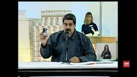 VIDEO: Maduro Luncurkan Keping Emas buat Pensiunan Venezuela