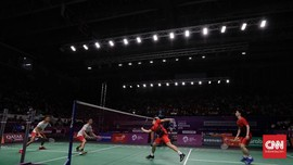 Empat Wakil Indonesia di Semifinal China Open 2019