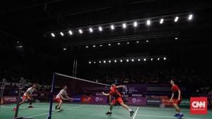 Empat Wakil Indonesia di Semifinal China Open 2019