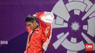 Pemprov DKI Usulkan Pembebasan Pajak Bonus Asian Games