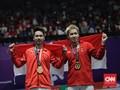Indonesia Unggulan Ketiga di Piala Sudirman 2019