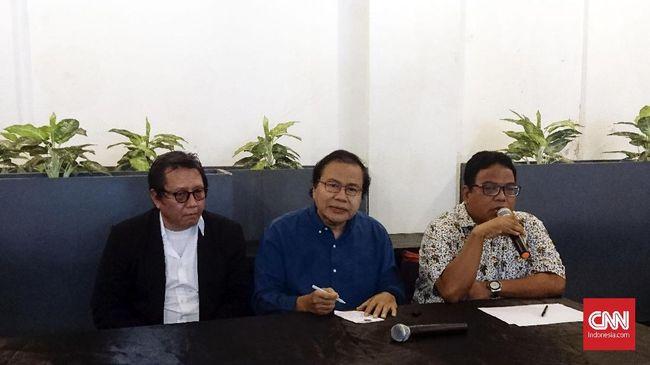 Soal #2019GantiPresiden, Rizal Ramli Sindir Jokowi Mirip Orba