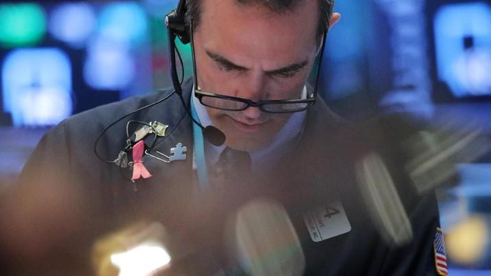 Polemik Dagang AS-China Muncul Lagi, Wall Street Cemas