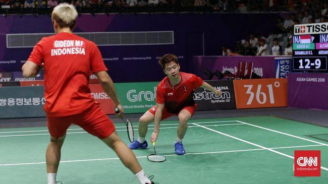 Semifinal Jepang Terbuka: Jadwal Siaran Langsung Kevin/Marcus
