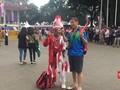 VIDEO: Suporter Nyentrik Indonesia di Asian Games 2018