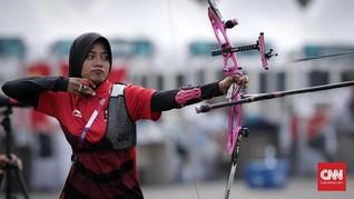 Semangat Diananda di Balik Perak Asian Games 2018